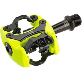 iSSi Flash III Pedals yellow/black